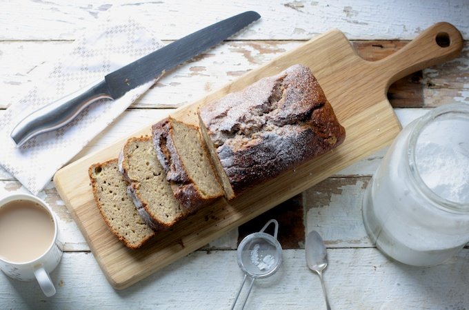 Easy banana and apple loaf cake feeding boys a firefighter forumfinder Gallery