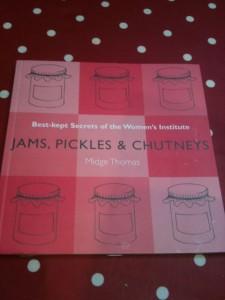 Jams, pickles and chutneys by Midge Thomas