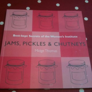 Jams, pickles and chutneys by Midge Thomas