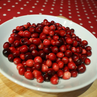 A jar of Christmas cheer: Cranberry and Apple Chutney