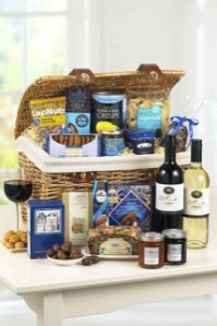 Mother's Day Giveaway: Foodie Hamper from Interflora