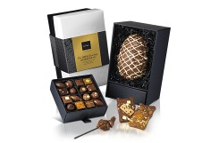 Easter review and giveaway: Ostrich Easter Egg from Hotel Chocolat