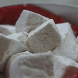 Dreamy marshmallows