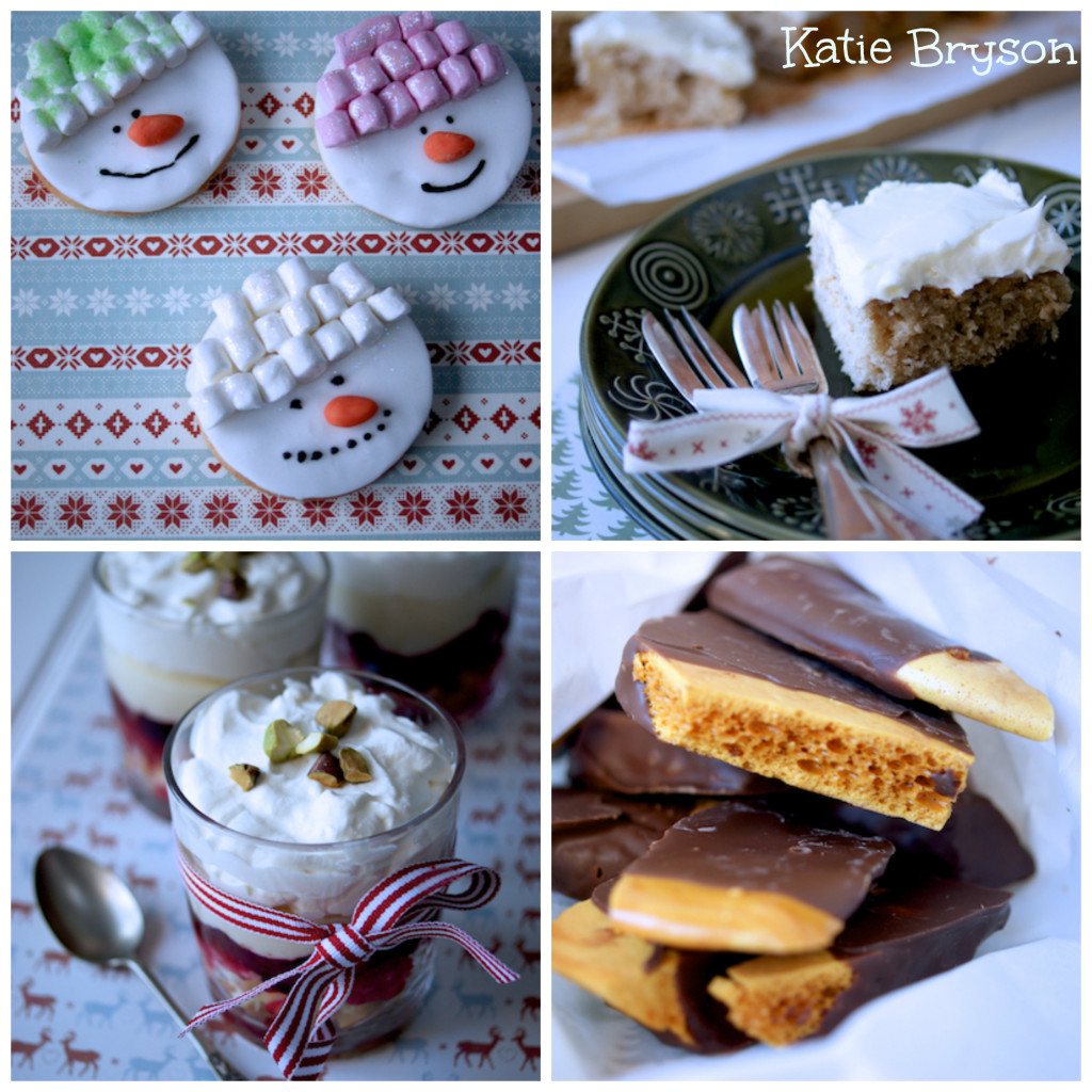 Christmas recipes for Parentdish.co.uk by Katie Bryson
