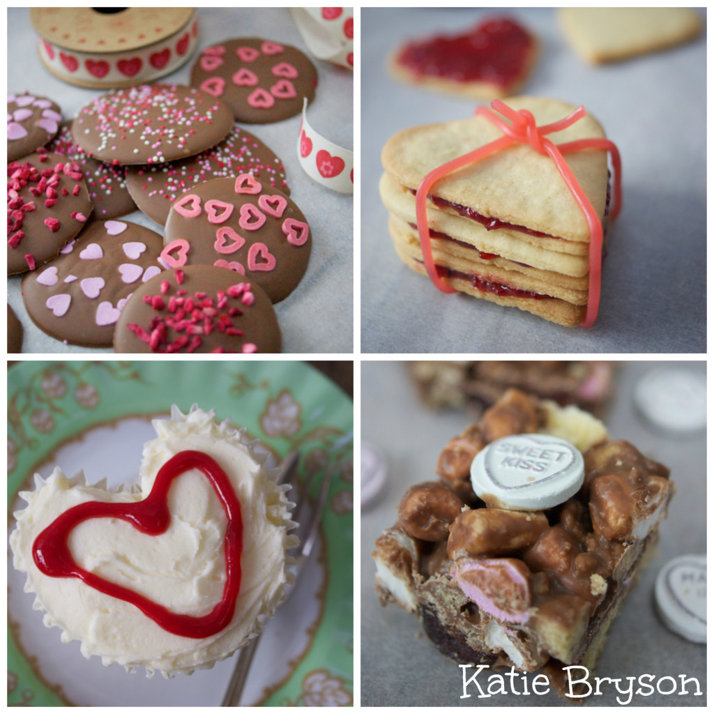 Valentine recipe ideas by Katie Bryson for Parentdish