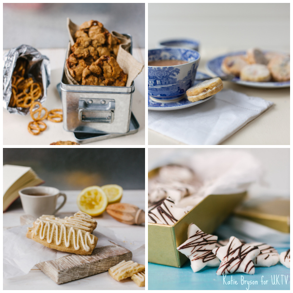 Easter and Mother's Day recipes by Katie Bryson for The Good Food Channel Website