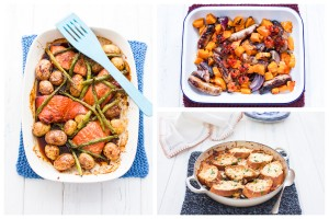 One pot recipes for the Good Food Channel website