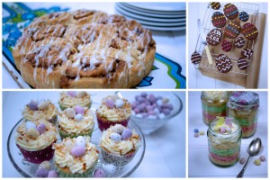 Katie Bryson's Easter recipes for Parentdish