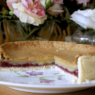 Guest post: Granny's Bakewell Tart