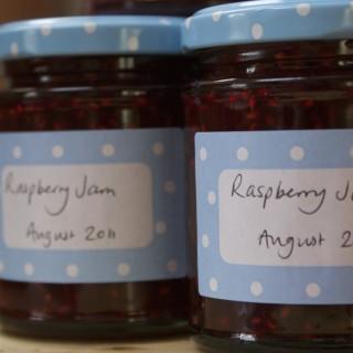 Post riot raspberry jam