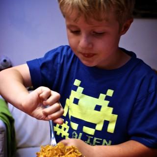 Cornflake Crunch Recipe on Feedingboys.co.uk