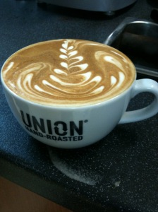 cup of union coffee