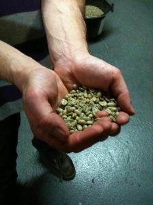 Union coffee beans