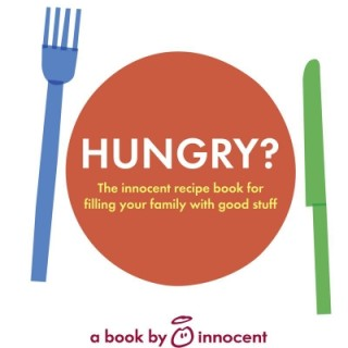 Book review and chance to win: Hungry? A book by Innocent