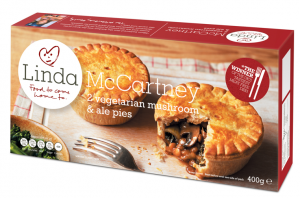 Product review: Linda McCartney Mushroom and Ale Pie