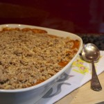 Veg Crumble, a recipe by Netmums