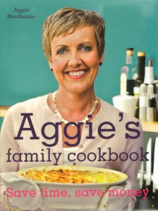 Aggie's family cookbook