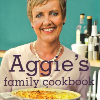 Book review and chance to win: Aggie's Family Cookbook