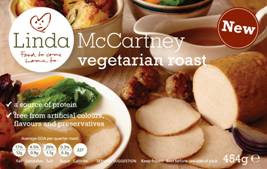 Win Vegetarian Christmas feast from Linda McCartney