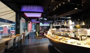 Vegetarian restaurant review: Tibits