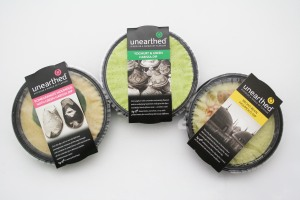 Unearthed® dips and meat platters
