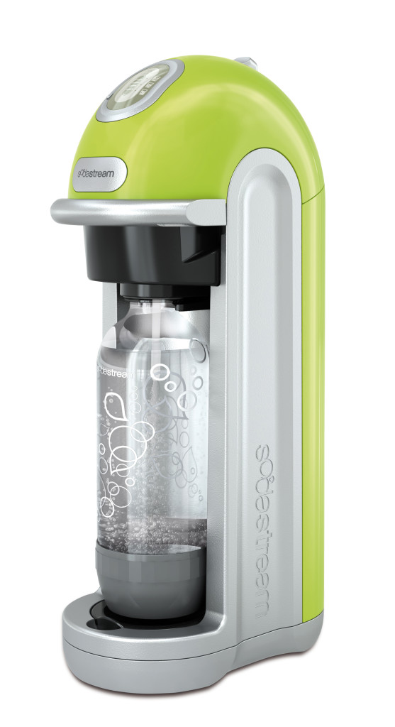 SodaStream Fizz in green