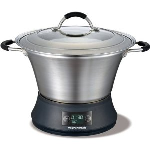 Morphy Richards Flavour Savour slow cooker