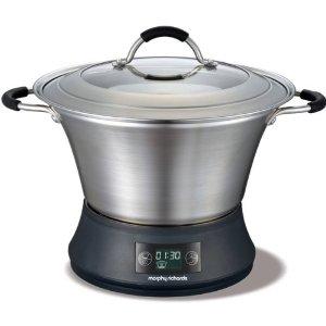 Morphy Richards Flavour Savour slow cooker