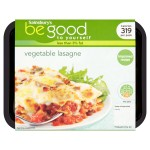 Sainsburys Be Good To Yourself ready meal
