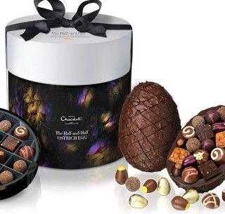 Win Hotel Chocolat Ostrich Easter Egg