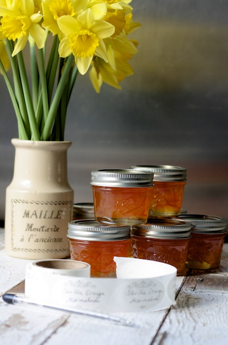 Seville Orange Marmalade recipe on feedingboys.co.uk
