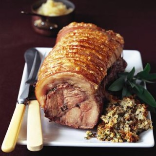 pork loin from Keevil and Keevil