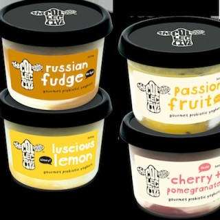 Win: Gourmet yoghurt selection