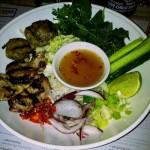 Tuk Cho's Noodle salad
