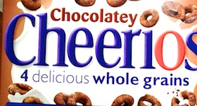 Review: New Chocolatey Cheerios