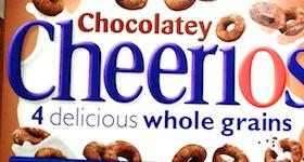 chocolatey cheerios