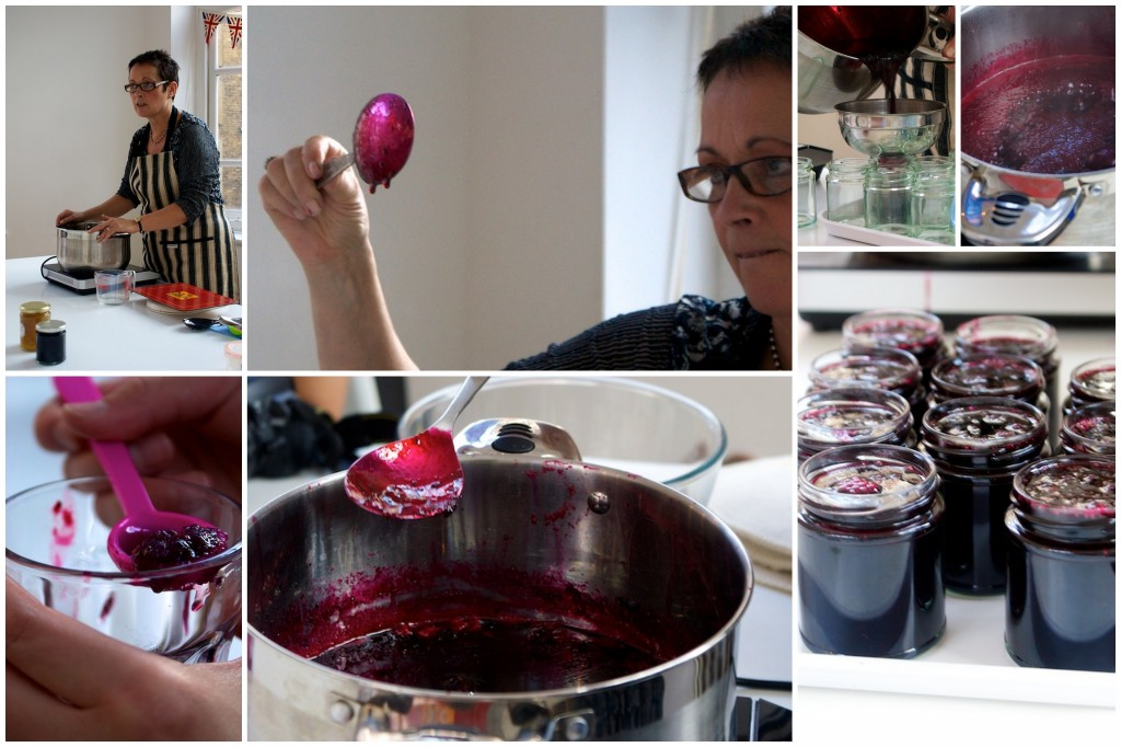 Jam masterclass with Vivien Lloyd