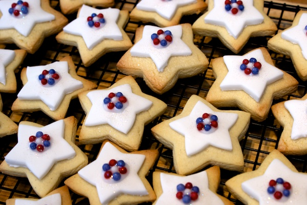 4th July cookies