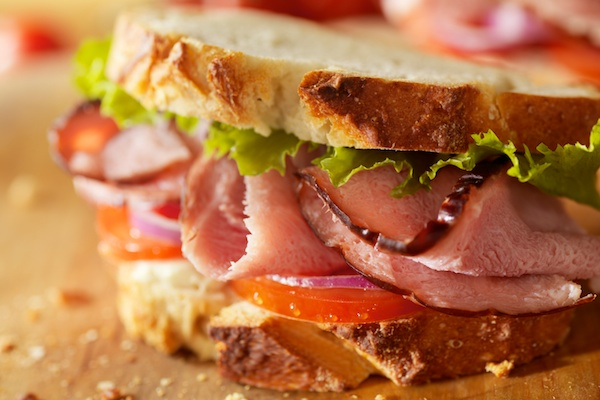 Sandwich - the nation's favourite picnic food