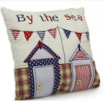 By the sea cushion