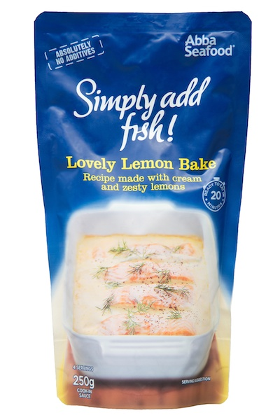 Simply Add Fish - Lovely Lemon Bake