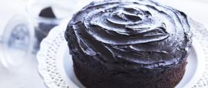 Half-Baked Cake Co. Scrumptious Chocolate Cake