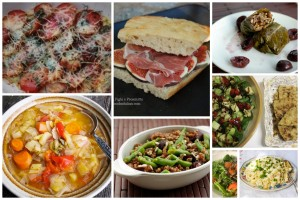 Simple and in Season September Savoury round-up