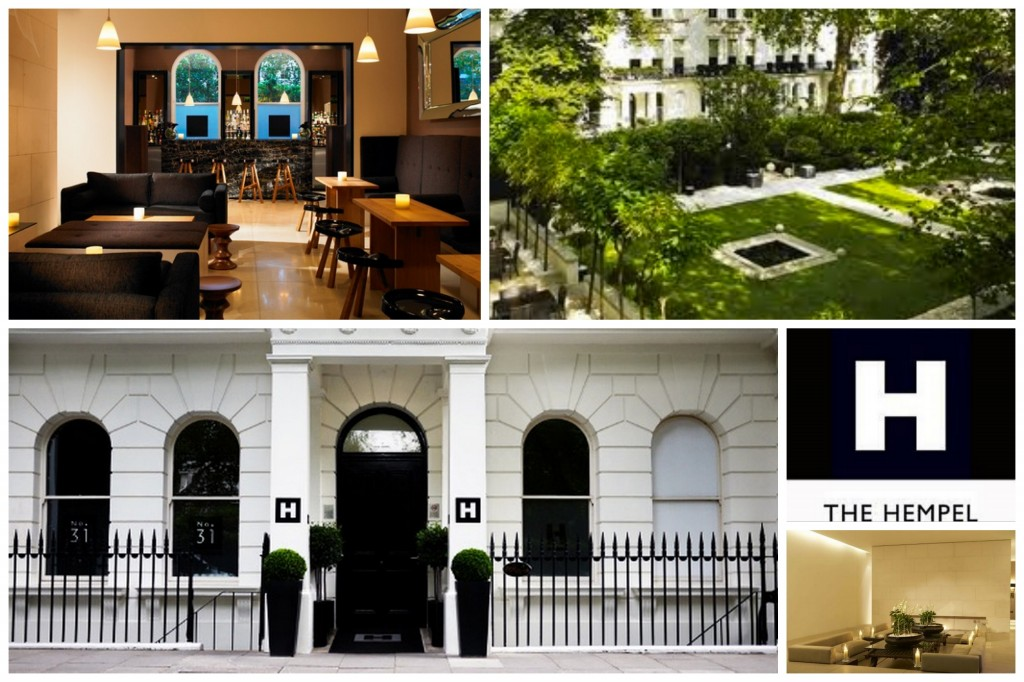 The Hempel hotel in London