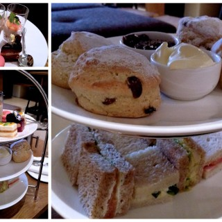 Afternoon tea at The Hempel