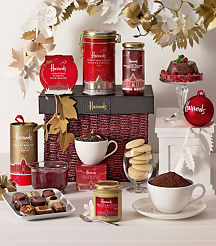 hamper harrods christmas