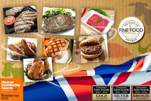 Westin Gourmet meats