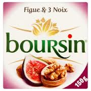 Fig and Nut Boursin