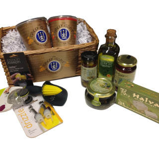 Win Greek Gods hamper