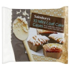 Sainsbury's Mini Loaf Cake Cases